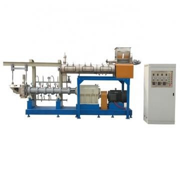 Industrial Animal Pet Cat Dog Food Fish Feed Making Machinery/ Pet Biscuit Processing Line