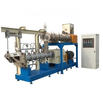 Free Spares Stainless Steel Twin Screw Pet Dog Food Extruder Processing Machine