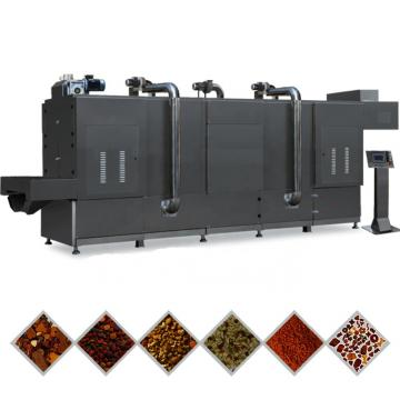 Dry Kibble Fish Pet Food Machine Extruder Production Line 20 Years