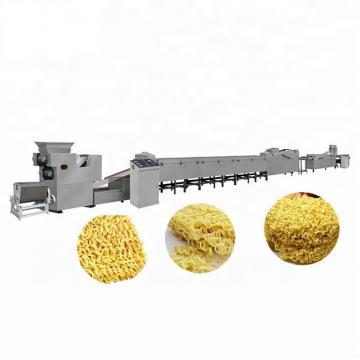 Small 11000pcs/8hours Instant noodle making machine production line