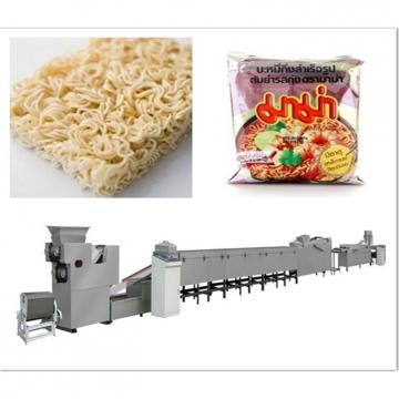 China Supplier Instant Noodle Production Line / Instant Noodle Making Machine