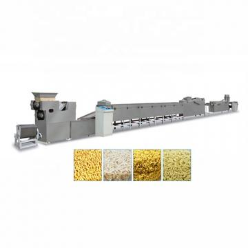 Fried Instant Food Noodle Processing Machine Production Line