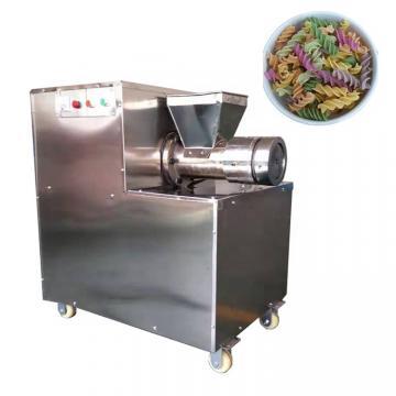 Industrial Automatic Macaroni Pasta Manufacturing Machinery