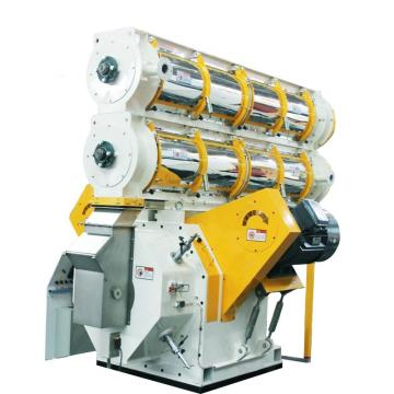 Poultry Feed Pellet Making Machine , Manure / Fertilizer Pellet Machine