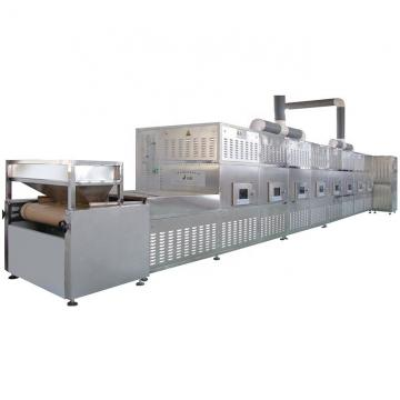 Wood timber microwave dewatering dehydrated drying machine
