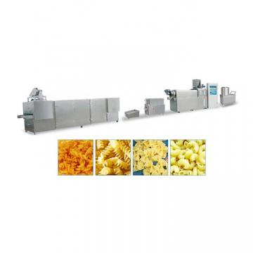 Top Quality Stainless Steel Macaroni Pasta Production Line