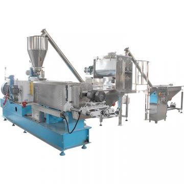 Industrial macaroni pasta production line