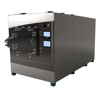 Large Industrial Continuous Microwave Conveyor Belt Microwave Dryer
