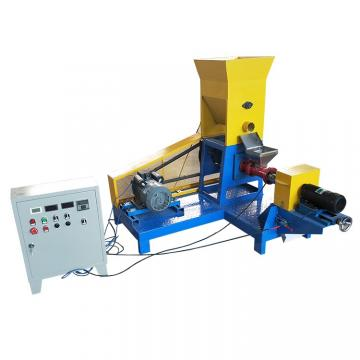 High Efficiency Feed Extruder Machine , Fish Food Extruder For Fish Farming