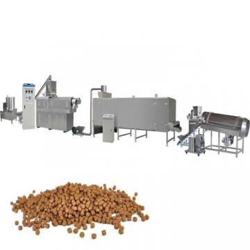 Fish feed extruder machine animal food processing plant