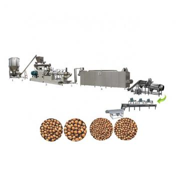 Animal feed floating fish feed pellet machine/fish feed extruder