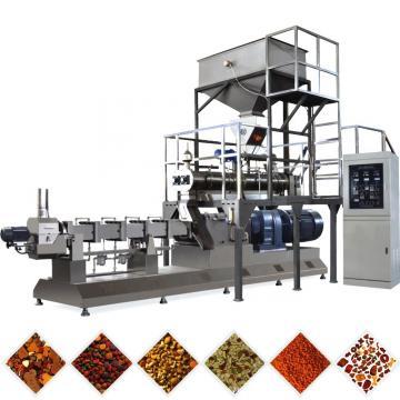 Industrial Pet Food Extruder Flake Fish Feed Making Machine