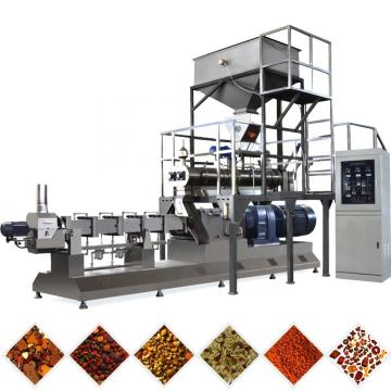 Pet dog food extrusion machine, wet dog food extruder machine