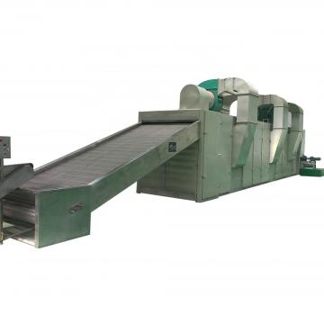 Fully Automatic Hemp Seed And Flower Mesh Belt Conveyor Dryer Machine