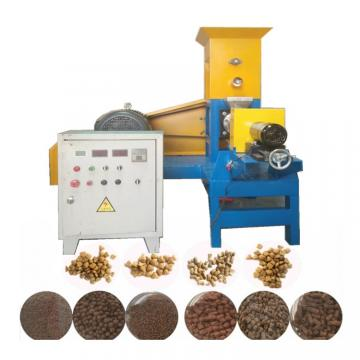 Dry wet pet food pellet processing making extruder machine dog food machine