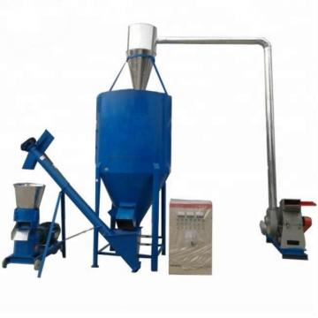 1tpd Animal Feed Pellet Mill Processing Machine