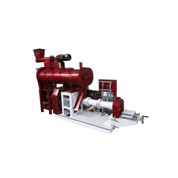 Feed Pellet Extruder/Processing Mill Machine Make Food for Fish Animal Pet Poultry