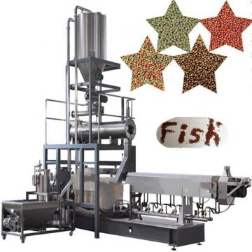 2019 new design 100kg/h-6t/h Aquaculture fish feed processing machine