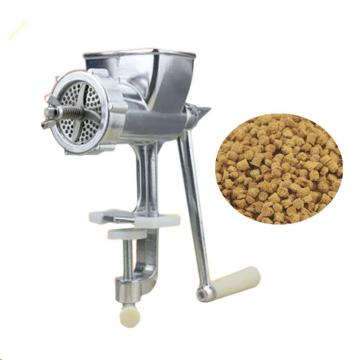 Stainless Steel Fish Food Processing Machine / Fish Floating feed machine