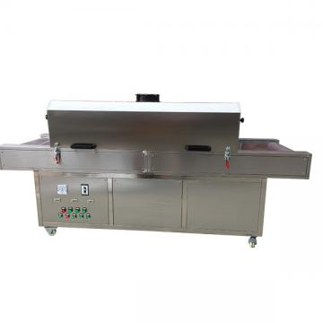 Sterilization machine for spices and herbs/continuous belt sterilizing equipment