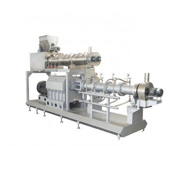 PLC Control Pet Food Processing Line , Dog Food Pellet Making Machine Excellent Efficiency