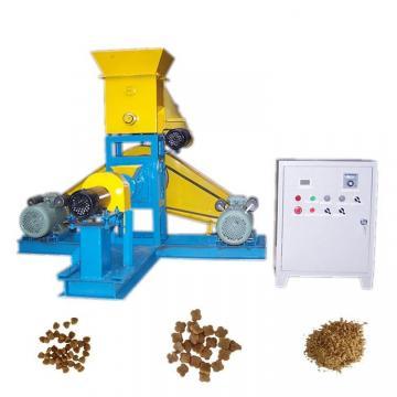 2-3t/H Dry Pet Food Processing Line Adopts Corn Flour Raw Materials