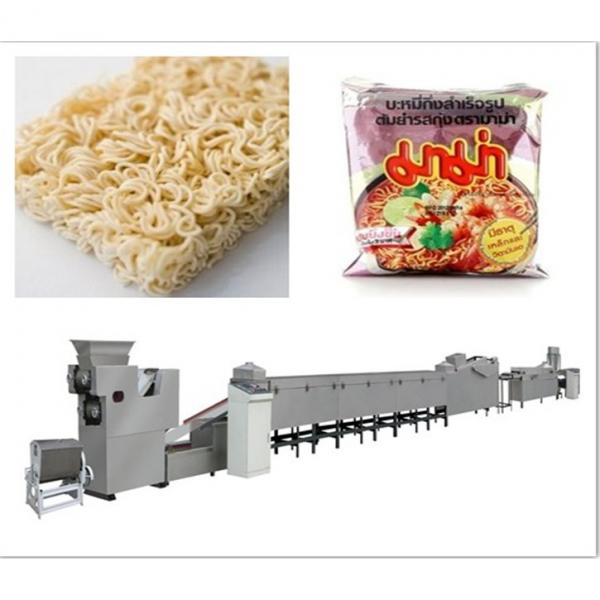 Cheapest Nice Automatic Instant Noodle Production Line / Instant Noodle Making Machine