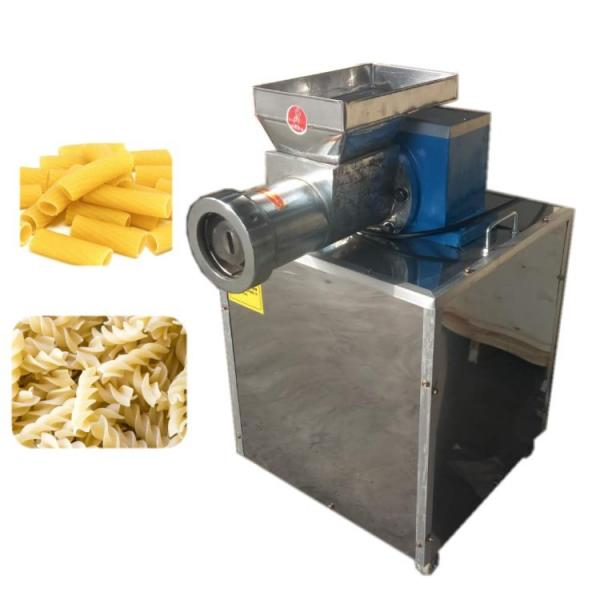 Industrial Automatic Macaroni Pasta Manufacturing Machinery