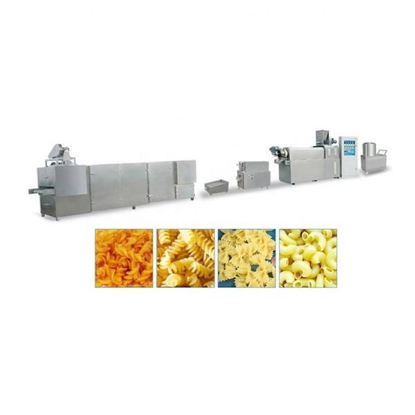 Fragrant high speed macaroni production line for macaroni making