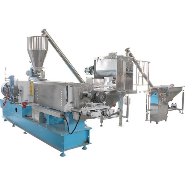Full automatic macaroni pasta production line/screw pasta making machine/ manufacturing plant