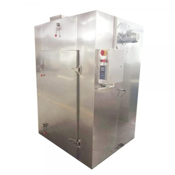 Cabinet vacuum microwave drying machine sterilizing equipment for Ginger turmeric garlic carrot