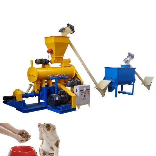 Pet Food Treats Production Line Extruder Machinery