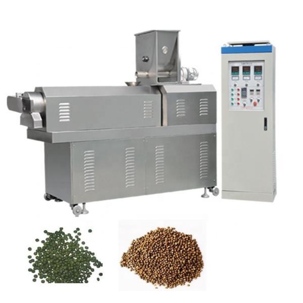 Pet dog food extrusion machine, wet dog food extruder machine