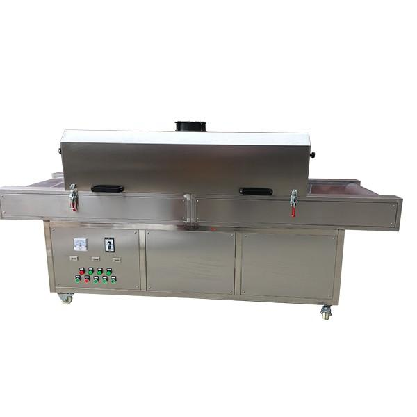 Salon spice mushroom continuous sterilization boiler machine