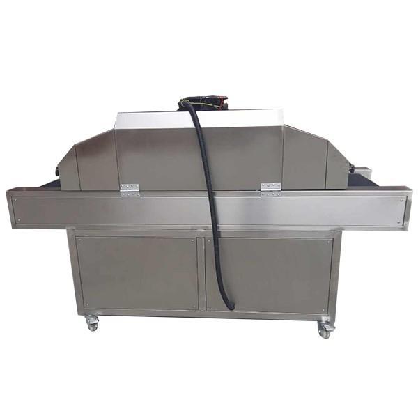 Herbal powder sterilization machine / Spices uv sterilizer machine