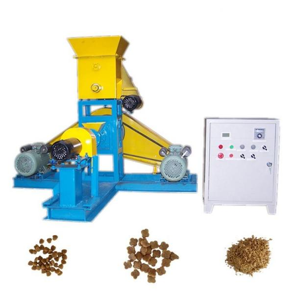 2-3t/H Dry Pet Food Processing Line Adopts Corn Flour Raw Materials